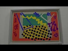 video: matisse and me....good intro for  collage lesson for little ones.
