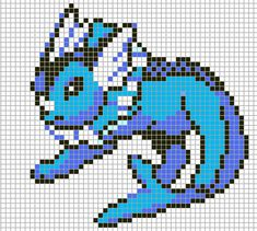 Placed In Grid Format To Make It Easier For Pixel Arters To Create On  Minecraft, In Hama Form, Cross Stitch Or Other Form Of Non Isometric Pixel  Art.