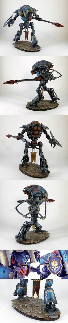 Cerastus Lancer Imperial Knight