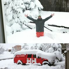 HH crew enjoying some pow in Colorado. It'll be fun once he gets the car out! Helly Hansen, Colorado, Snow, Car, Instagram Posts, Life, Aspen Colorado, Automobile, Skiing Colorado