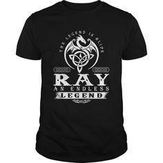 The Legend Is Alive RAY An Endless Legend