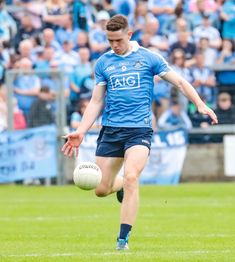 It was predicted that Dublin would demolish Longford and that's how it panned out this afternoon in Croke Park Croke Park, Gay Aesthetic, Men's Football, Semi Final, Dublin, Puppets, Finals, Socks, Running