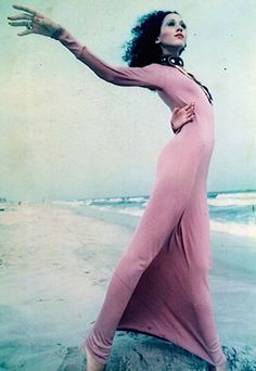 1000+ images about Pat Cleveland on Pinterest | Franco moschino ...