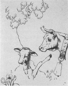 """""""She was an understanding mother, even though she was a cow,"""""""