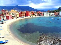 Liguria -  happy as can be by an Italian sea!