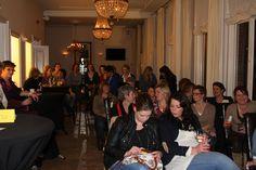 een zaal vol ondernemende dames bij Frederik Hendrik in Groenlo