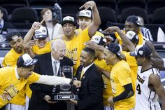 Ohhhh ya, That commissioner not happy with handing this trophy over to us! ZOU baby! Big 12 Champs 2012 bb