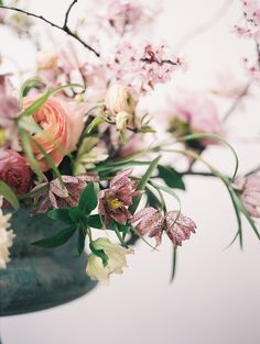 A Personal Consultation with Sarah Winward of Honey of a Thousand Flowers | A Guest Post by Chikae Okishima Howland | Flowerona