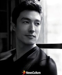 Korean-American Actor Daniel Henney Portrait Picture Gallery In Black And White Handsome Asian Men, Sexy Asian Men, Handsome Man, Daniel Henney, Korean American, Korean Men, Half Korean, Portrait Pictures, Portraits