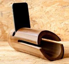 iBam Natural Bamboo Speaker:
