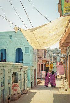 India, Rajasthan shot on Kodak Portra 35mm