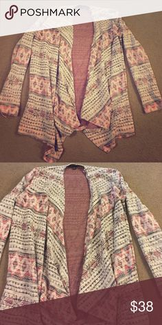 American Eagle Open Cardigan Perfect Condition American Eagle Open Front Cardigan. Never Been Worn- no flaws! Size small. American Eagle Outfitters Sweaters Cardigans