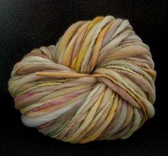 Handspun merino, dyeing | by B.eňa