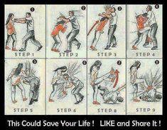 Self defense 自己防衛
