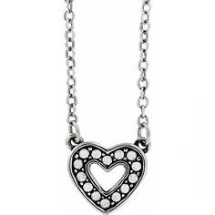 Brighton Starry Night Heart Necklace #brighton #jewelry