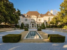 Live Like the Royalty at #Dallas's $100 Million Home
