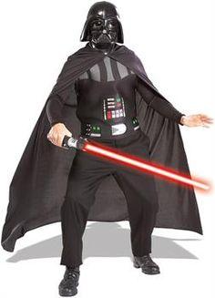 PartyBell.com - Star Wars Darth Vader Adult Costume