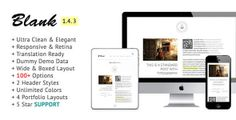 Minimalist wordpress themes give more user experience. Minimalistic wordpress themes designed with simple and smart layout. Minimalist Wordpress Themes, Portfolio Layout, Website Themes, Creating A Blog, News Blog, How To Start A Blog, Web Design, Blog Design, How To Apply