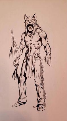 STOLEN ART Comic Art Skin Walker, John Buscema, Frank Frazetta, Illustration Art, Illustrations, Marvel, Art Archive, Sports Art, Tarzan