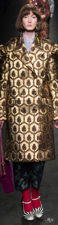 Fall 2016 Ready-to-Wear Gucci