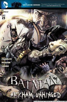 Page 1 :: Batman Arkham Unhinged [FR] :: Chapitre 23 :: Comics Reader FR