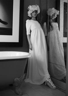 Rhum Raisins by Victoire Vermeulen | Robe de mariée: Madeleine | Crédits: Joseph CHIARAMONTE | Donne-moi ta main - Blog mariage