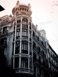 The other side of Chueca