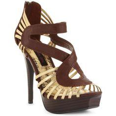Material Girl Shoes, Diva Platform Sandals