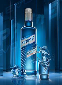 vodka Prime on Behance