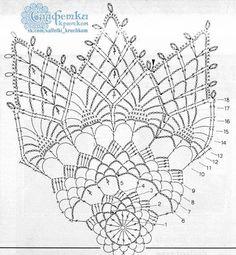 Салфетки Irish Crochet Patterns, Crochet Pillow Pattern, Crochet Diagram, Filet Crochet, Knit Crochet, Crochet Tablecloth, Crochet Doilies, Art Du Fil, Crochet Round