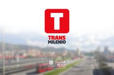 Transmilenio Rebranding 2016 on Behance Logo Inspiration, Behance, Colors
