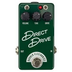 BARBER ELECTRONICS DIRECT DRIVE. #epiClone