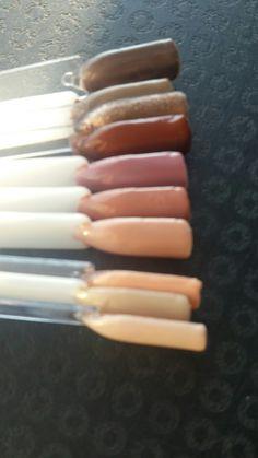 Natuurlijke/bruine tinten