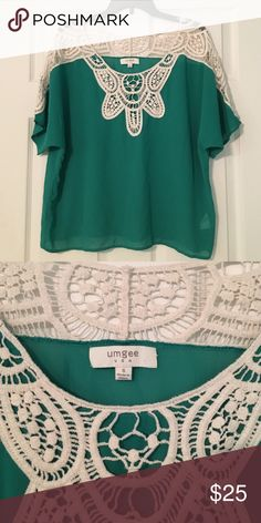 🍉3/$20🍉Umgee Shirt Excellent condition, small. Offers welcome! Umgee Tops Blouses