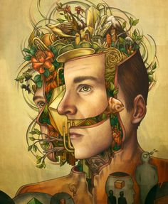 Innovation Art Print by Kate O'Hara Illustration | Society6