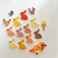 Easter hama beads by ochform