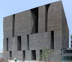 Novartis Office Building by Alejandro Aravena