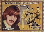 Postage Stamps - Congo Democratic 2006 Music-Beatles-Starr