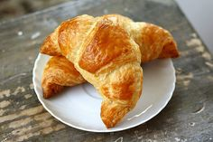 Traditional Buttery French Croissants for Lazy Bistro Breakfasts « Lavender and Lovage