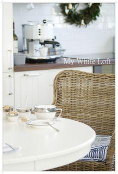 My White Loft: błyskotki srebrnotki...