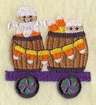 G6878 Mummy Train Car
