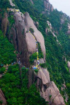 Yellow Mountain, Huangshan, China
