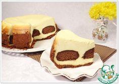 Творожный чизкейк с шоколадными пряниками - кулинарный рецепт