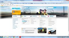 6.	Infrabel : B2G  o	Value Chain integration  	Infrabel is a website that gives you a lot of information about the belgian railway. You can find their 	strategy, mission, view, etc. . They give you a clear view about what they are and where they stand 	for.   Features :   - A lot of information about the belgian railway  - Free - 4 languages - Railway timetables : arrival & depart