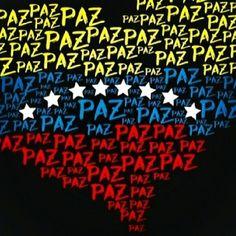 Paz para Venezuela!!!!!!!!!!
