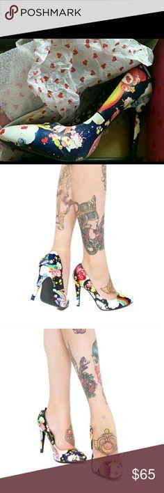Iron Fist Nights of Staring Heels Iron Fist Nights of Staring Heels Iron Fist Shoes Heels