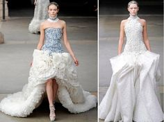 Outros vestidos de noiva