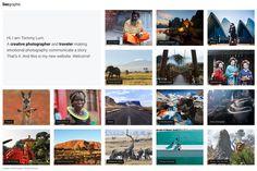 Photography WordPress Theme - GEO by GT3 Themes on @creativemarket