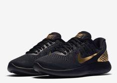 NEW NIKE LUNARGLIDE 8 LE BLACK ON BLACK GOLD (878706 007) RETAIL$130.00 SZ 10.5 Clothing, Shoes & Accessories:Men's Shoes:Athletic #nike #jordan #shoes houseofnike.com $120.00