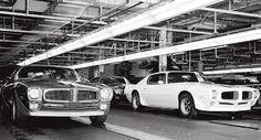 Trans Am Assembly Line